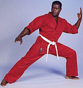 6oz. Red Student Karate Uniform